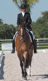 Dottie Morkis Dressage